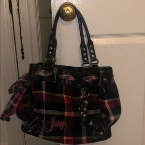 Authentic Juicy Couture bag! Barely used.